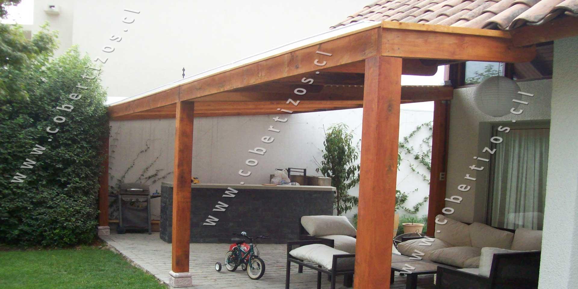 cobertizos de madera construccion cobertizos de madera