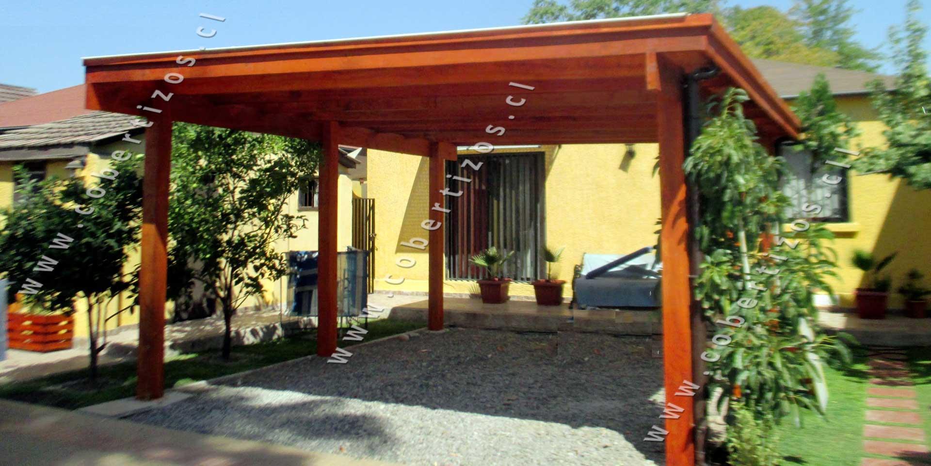 Pergolas de madera techos de terrazas pergolas itamar for Cobertizos para terrazas